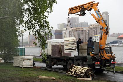 Кремль отказался вмешиваться в ситуацию с храмом в Екатеринбурге