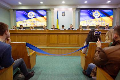 На Украине не успеют напечатать бюллетени для досрочных выборов в Раду