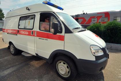 Российский подросток покатался на крыше электрички и умер