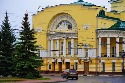 Ярославскому театру присвоят статус особо ценного объекта