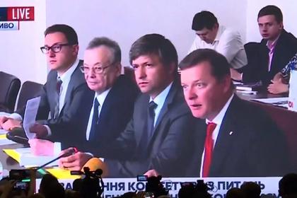Зеленский упрекнул чиновников в отсталости и показал фото Ляшко