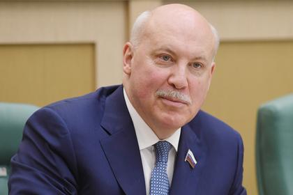 Белоруссия одобрила нового посла России