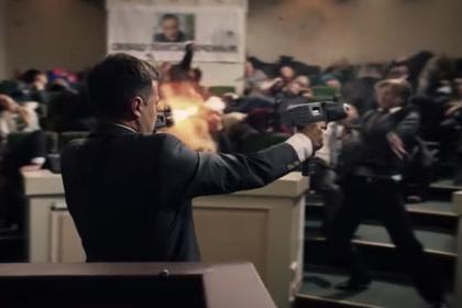 Болгарская партия вдохновилась кадрами расстреливающего парламент Зеленского
