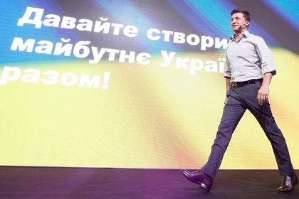 Зеленский отказался рассматривать петицию о собственной отставке