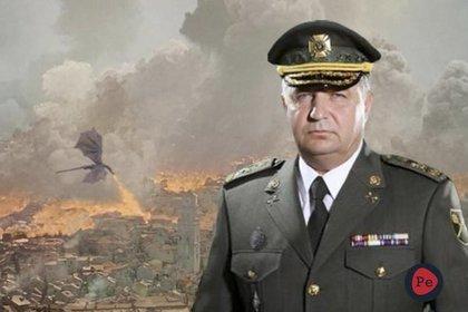 Завоевавший Кремль в фотошопе украинский министр стал героем мемов
