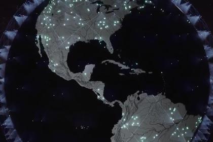SpaceX вывела 60 спутников для глобального интернета