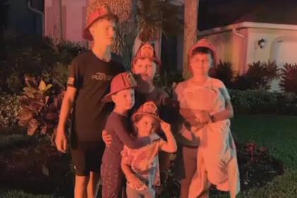 Игра в приставку помогла подростку спасти всю семью от пожара