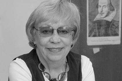Историк Наталия Басовская умерла через три дня после своего дня рождения