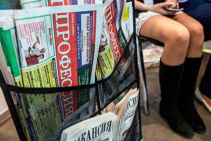 Российские школьники признались в трудностях при выборе профессии