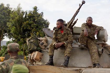 Кремль объяснил отправку военных специалистов в Конго