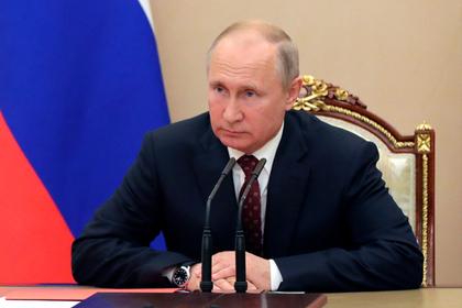 Путину доложили о деле полковников-миллиардеров из ФСБ