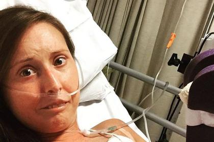 Храбрая женщина перенесла 30 ампутаций за шесть лет