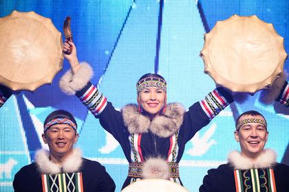 В Дудинке состоялось открытие Arctic Curling Cup 2019