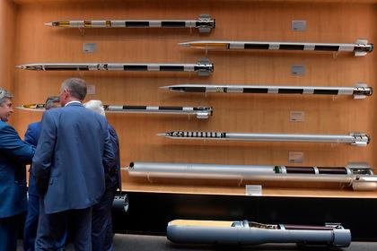 В России задумали электромагнитные ракеты