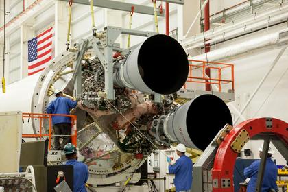 Российский РД-181 американского Antares поднимет больше