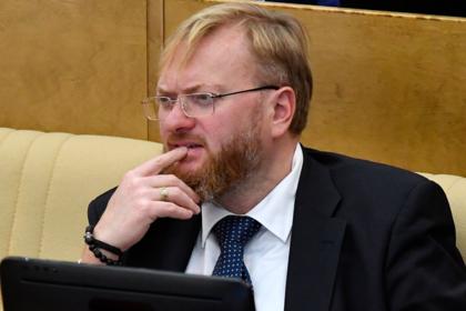 Милонов назвал ведущего НТВ мракобесом и нарек фашисткой сторонницу абортов