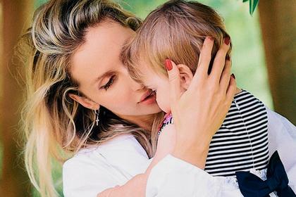 Светлана Лобода впервые показала дочь Тильду