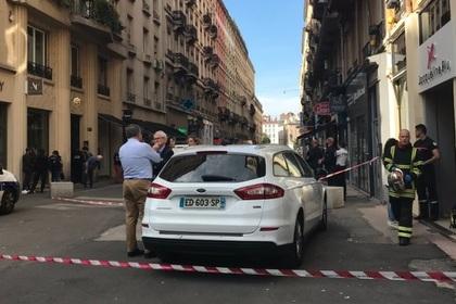 Увеличилось число пострадавших после взрыва в Лионе