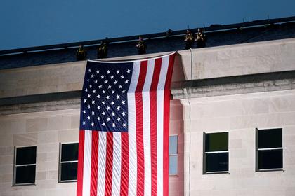 Пентагон назвал цель отправки солдат на Ближний Восток