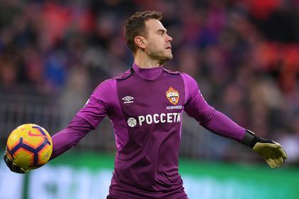 Акинфеев предостерег российских фанатов от поддержки иностранных клубов