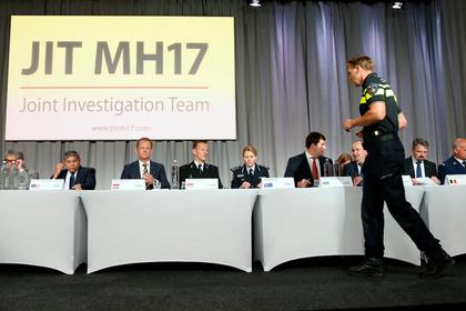 В Нидерландах заявили о вине Украины за сбитый малайзийский «Боинг»
