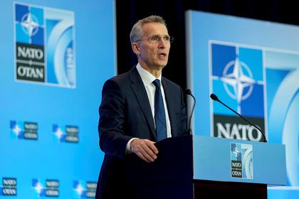 В НАТО приняли новую военную концепцию из-за «российской угрозы»