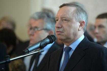 Беглов поборется за пост главы Петербурга