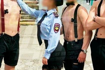 Полиция наказала участников школьного БДСМ-шоу