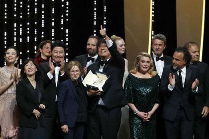 Вручены награды Каннского кинофестиваля