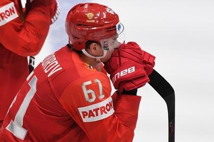Россия сыграет с Чехией за бронзу на чемпионате мира по хоккею