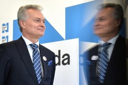 Кандидаты в президенты Литвы задумались о налаживании отношений с Россией