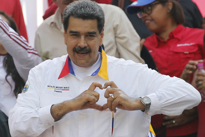 Представители Мадуро и Гуайдо встретятся в Норвегии