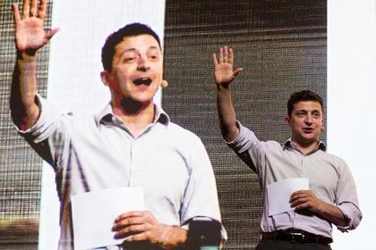 На Украине задержали двух митингующих за импичмент Зеленского
