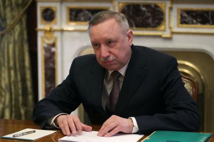 Беглов поведал об объединяющей любви к Петербургу
