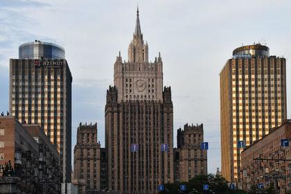 Москва отреагировала на угрозу Киева «гамбургскими санкциями»