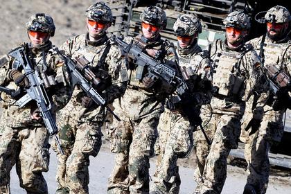 Немецкие военные пожаловались на психику после операций в Афганистане