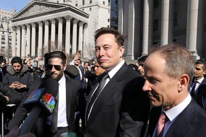 Вознаграждение Илона Маска выросло на 4500000 процентов