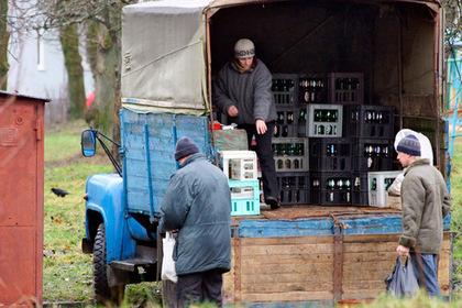 Россиянам захотели доплачивать за пустые бутылки