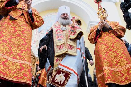 В РПЦ сравнили протесты против строительства храма с расстрелом царской семьи