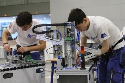 Подмосковье заняло третье место на чемпионате WorldSkills Russia