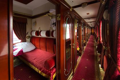 Туристический поезд запустят из Санкт-Петербурга в Арктику
