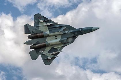 Су-57 помешал Су-35