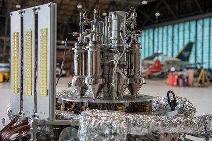 США проведут «летные испытания» ядерного реактора