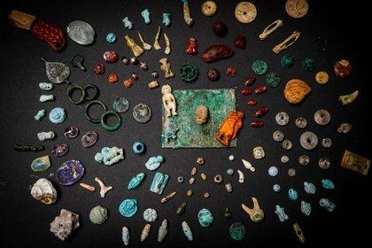 В руинах Помпей найден древний клад с сокровищами