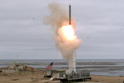 Появились подробности испытания крылатой ракеты в США