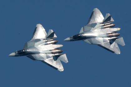 Су-57 усилят «русской отчаянностью»