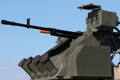 Российский Т-15 «Армата» назвали легкой целью