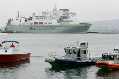 «Морской старт» собрались перенести из США в Россию