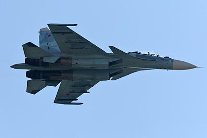 В России вспомнили «переброску сисек на спину» Су-27
