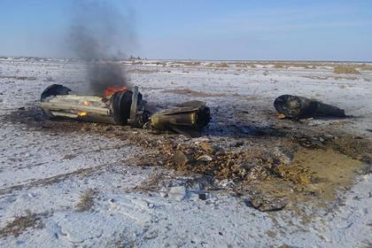 Упавшая в Казахстане ракета оказалась запрещенным «Искандером»